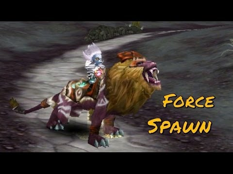 Order & Chaos: Online - Buskin Howler Lion Forced Spawn [w/ Green-Shadow & Naazime XMAS SPECIAL]