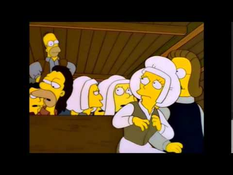 Witch Trials - Simpsons