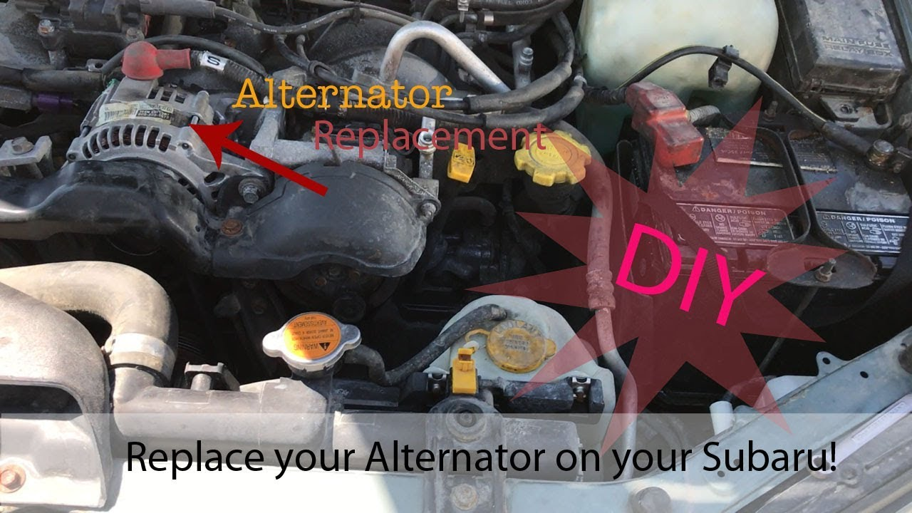 medium resolution of 2004 subaru outback alternator wiring wiring diagram used 2004 subaru outback alternator wiring