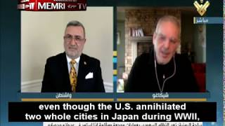 Palestinian-American Academic Seif Da'na on Hizbullah TV: Coronavirus May Have Leaked from U.S. Lab