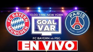 FC BAYERN vs PSG Live En Vivo Online International Champions Cup