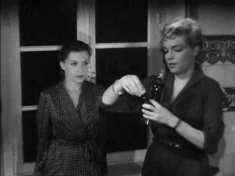 Les Diaboliques  Laying the trap