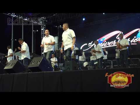 Willie Rosario canta Jose Ernesto Ya no eres nada en el Aniversario Zeta 93