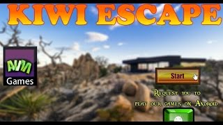 Kiwi Escape  walkthrough AVM Games..