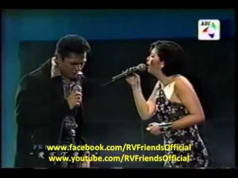 SANA MAULIT MULI - Regine Velasquez & Gary Valenciano (Retro Concert)