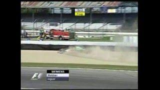 Baixar Mark Webber - F1 Crash at Indianapolis 2004