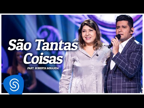 Léo Magalhães - São Tantas Coisas - Part. Roberta Miranda -