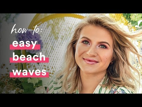 How to Style Soft Waves and Second-Day Hair   Ulta Beauty