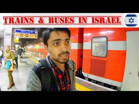 TEL AVIV To JERUSALEM 🇮🇱 | SCAMMERS IN JERUSALEM