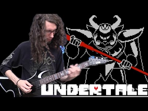 Undertale ASGORE - Metal Cover || ToxicxEternity