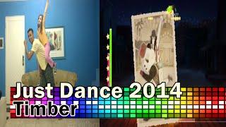 Just Dance 2014 | Timber | Dlc | 5 Stars ★★★★★ (6/9)