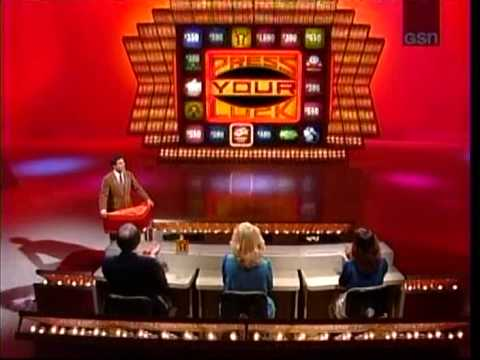 Press Your Luck Episode 174