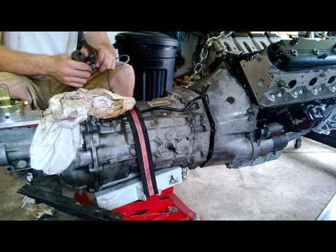 Transmission to Engine Install - LQ4 and T56
