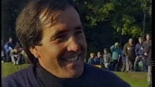 Seve Ballesteros v Nick Price. World Matchplay Final.1991.