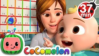 Getting Ready for School Song + More Nursery Rhymes & Kids Songs  CoComelon