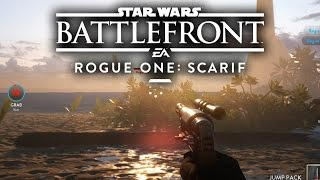 ROGUE ONE DLC - Star Wars Battlefront Full Match Infiltration Mode (Exclusive Gameplay)