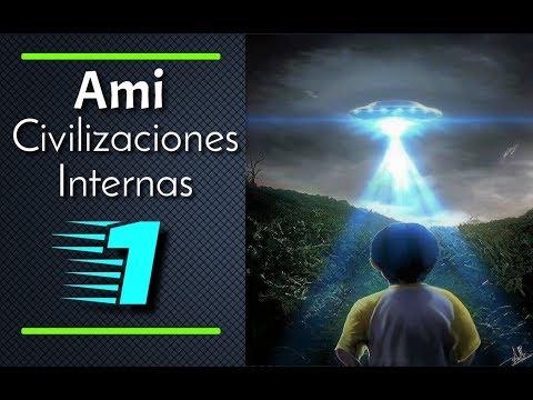 Ami 3: Civilizaciones Internas Enrique Barrios | Capítulo 1 - ENCUENTRO Y DESENCRUENTO