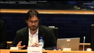 Christopher Soghoian @ LIBE Committee Inquiry on Electronic Mass Surveillance of EU Citizens