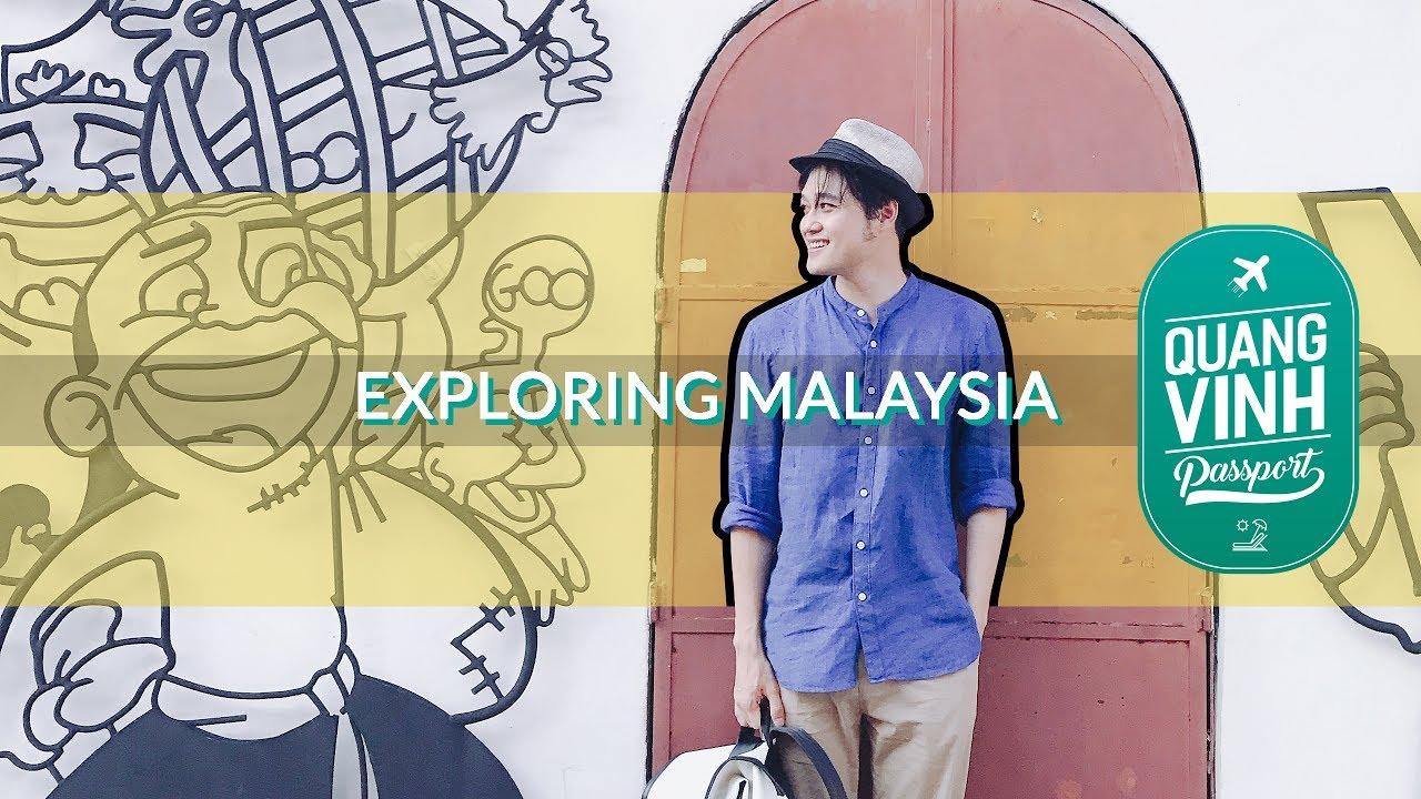 Khám Phá Penang Cổ Kính | Malaysia – Quang Vinh Passport
