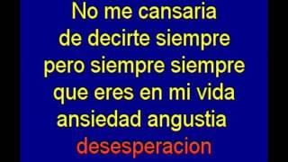Toda una Vida - Antonio Machin - karaoke Tony ginzo
