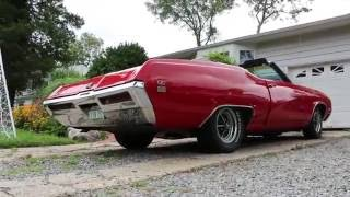 REVIEW of 1969 Buick GS Stage 1 Convertible For Sale VERY RARE Car Only 1 of 212!!