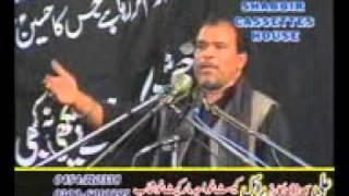 Majlis-Zakir Atta Hussain Ranghar-(Ali Akbar A.S)-P2/3