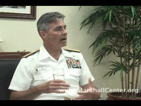 Marshall Center Interview: Rear Adm. Ken Braithwaite