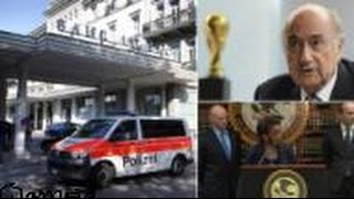 FIFA Corruption Scandal Is 'World Cup Of Fraud'