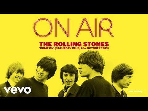 The Rolling Stones - The Rolling Stones - Come On (Saturday Club, 26th October 1963)