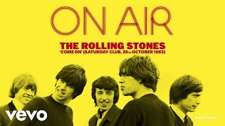 Смотреть клип The Rolling Stones - The Rolling Stones - Come On (Saturday Club, 26Th October 1963)