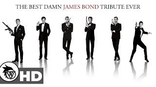 The Best Damn James Bond Tribute Ever (includes No Time To Die footage)