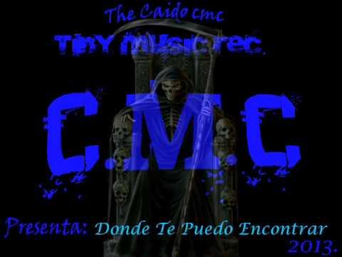 C.M.C-Donde Te Puedo Encontrar
