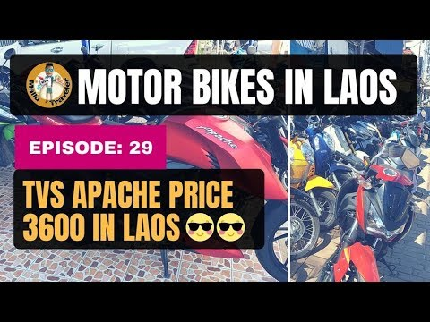 KERALA to SOUTH EAST ASIA HITCH HIKING // EP 29 // BIKES PRIZE IN LAOS 🇱🇦