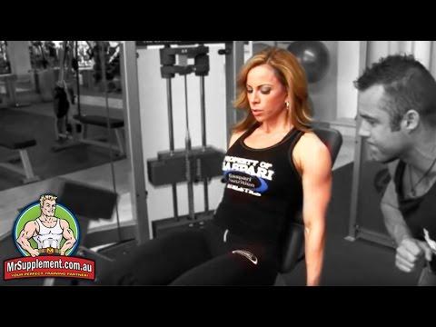 Giant Set Leg Workout with Ava Cowan