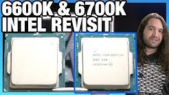 Intel i7-6700K & i5-6600K in 2019: Benchmarks vs. Ryzen, 9900K, 9700K, 3600