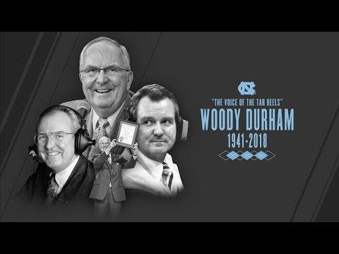 UNC Athletics: Woody Durham Tribute