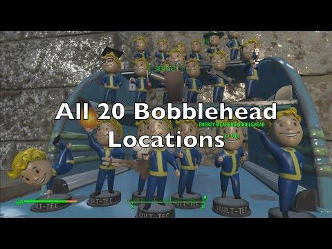 Fallout 4 Bobblehead Location Guide