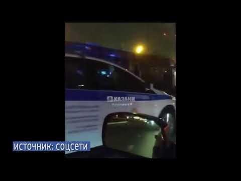 Соцсети: В Казани женщина попала под трамвай
