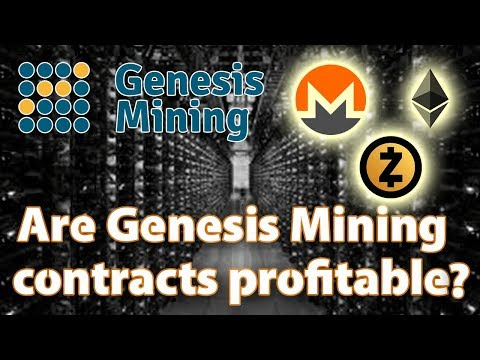 Are Genesis MIning Contracts Profitable?