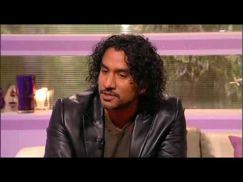 Naveen Andrews on Richard and Judy
