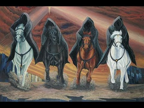 "Apostolic Preaching: ""The horsemen are riding"""