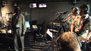 Tracing Paper  ( Nolan Porter & Stone Foundation - In Session - Craig Charles Show )