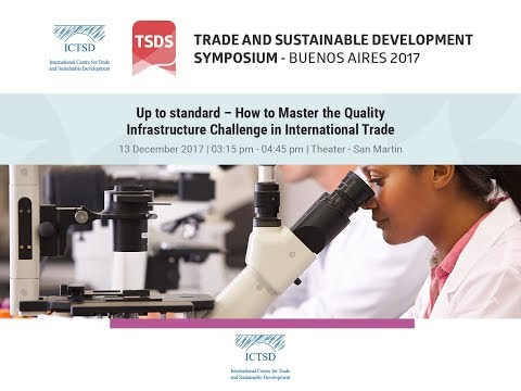 Up to Standard – How to Master the Quality Infrastructure Challenge in International Trade