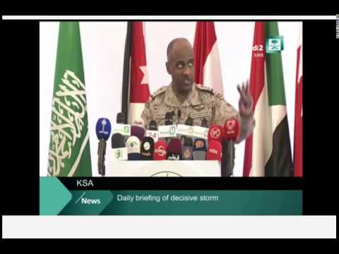 Daily Briefing: Operation Decisive Storm, April 18, 2015