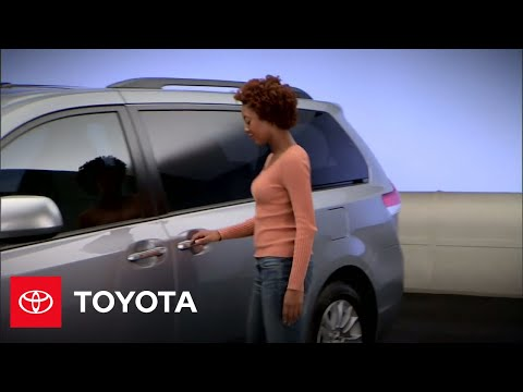 2011 - 2012 Sienna How-To: Power Sliding Doors | Toyota