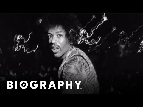 Jimi Hendrix - Guitarist & Songwriter | Mini Bio | BIO