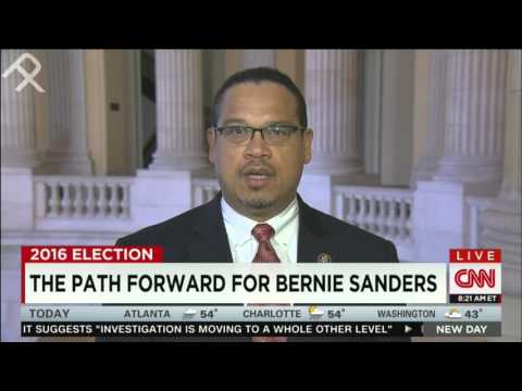 Rep Keith Ellison Scolds The Media & Call Out The DNC
