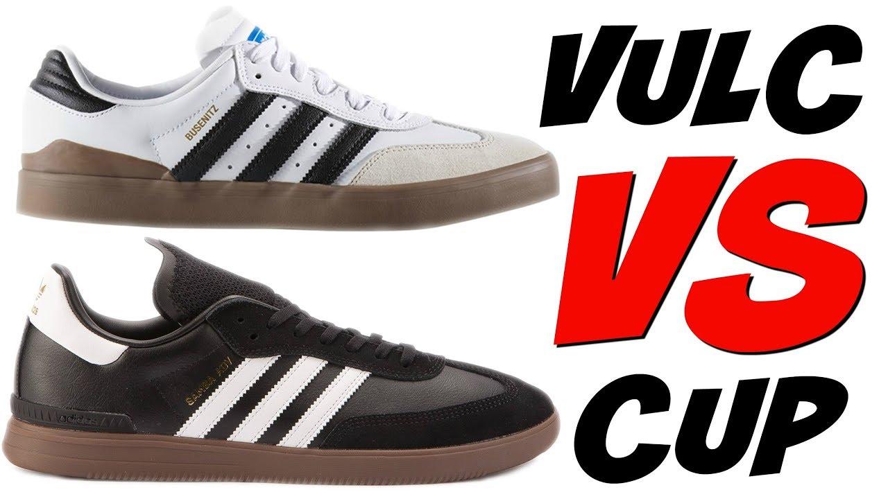 CUPSOLE VS VULCANIZED Skate Shoes - YouTube