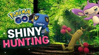 Directo: Doble incienso shinies x2 - Pokemon Go [Neludia]