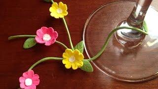 Create Pretty Clay Floral Vines - DIY Crafts - Guidecentral